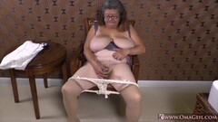 Kinky old grannies in video compilation Thumb