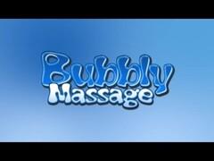 Pornstar Giving A Soapy Massage Thumb