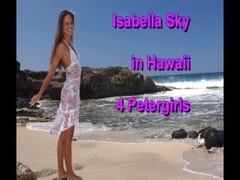 Isabella Skye Hawaii Behind the scenes Thumb