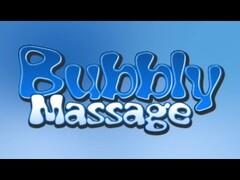 Pornstar Giving Soapy Bubbly Massage Thumb