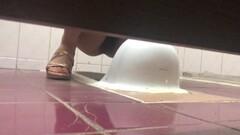 korean hidden cam toilet Thumb
