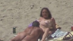 Eating Pussy On The Beach Thumb