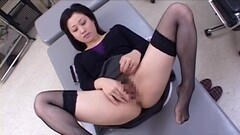 Hottest adult movie Stockings wild show Thumb