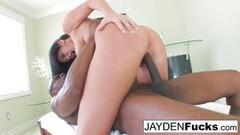 Jayden Jaymes's takes BBC Thumb