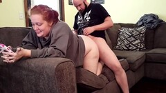 Cheating with Slut Prostitute (Doggy style Fuck) Thumb
