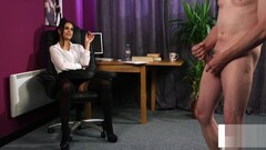 British voyeur gives tugging instructions Thumb