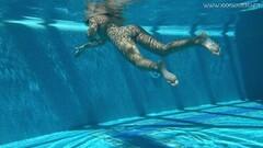 Wet Mary Kalisy underwater erotics Thumb
