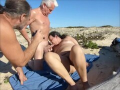 xhamster silver stallion beach sex with juicecouple Thumb