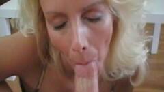 Dutch amateur sucking cock Thumb