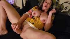 You can watch me fuck dildos and dirty talk. I won&#039_t tell your wife how fast you cum for me. Thumb