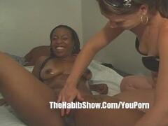 Ebony  Lesbo and Pawg p23 Thumb