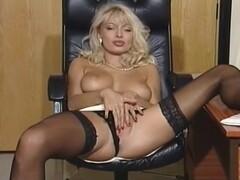 Lea Martini Solo Slutty Secretary Thumb