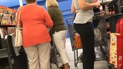 Incredible Milf Spandex Milf Walmart Thumb