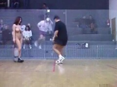 Strip sports - Squash match Thumb