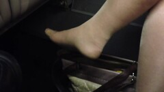Nude tights next to me on the train Part 3 of 3 Thumb