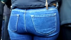 4 different turkish women's ass in a video Thumb