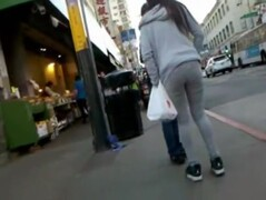 BootyCruise: Chinatown Bus Stop 9: Tinkle-Dancing Thumb