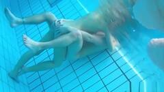 Nude Couples Underwater Pool Hidden Spy cam Voyeur HD 1 Thumb