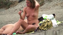 Hot Amateur Nudist Couple beach Voyeur SpyHD Video Thumb