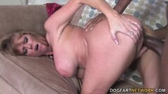 Horny Darla Crane Takes BBC In Front Of Her Son Thumb