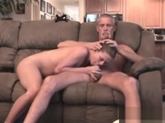 Dad and Teen Hidden Cam Thumb