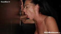 Sexy Texas Patti sucks of strangers in front of her husband Thumb