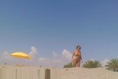 Nudist Beach - Tennis Lesson Thumb