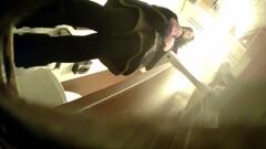Japanese hidden toilet camera in restaurant (#58) Thumb