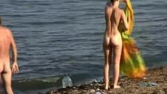Beach Nudists Thumb