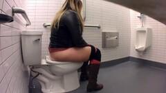 Chipotle Toilet Thumb