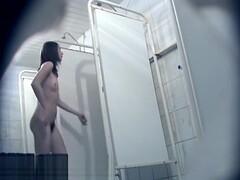 Hot Spy Cam, Shower, Amateur Video Unique Thumb