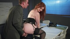Danny D captures Zara DuRose as she tries to escape Thumb