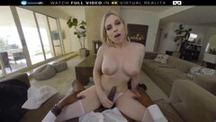 Huge BBC For Horny Housewife Christie Stevens Thumb