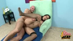 Lacey Cruz Gets Jizzed All Over Thumb